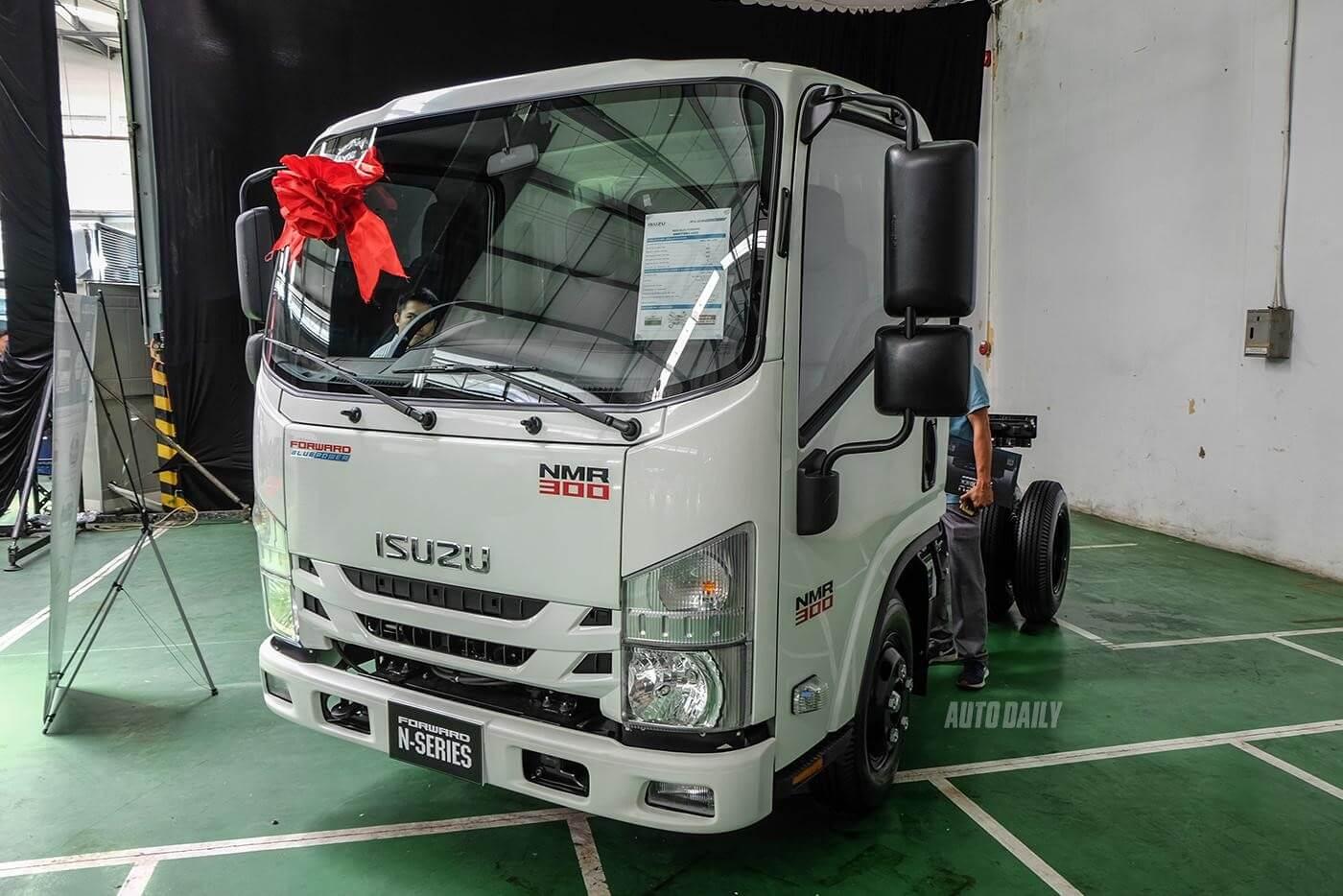 2008 Isuzu Nseries Gaspowered Trucks Now Available