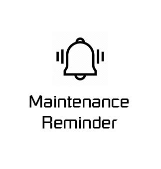 Maintenance Reminder