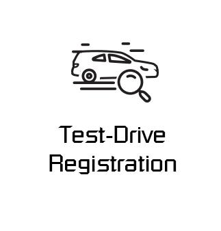 Test-Drive Registratio